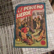 Tebeos: EL PEQUEÑO HEROE Nº 34 SIN ABRIR.. Lote 34968989