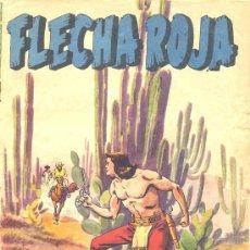 Tebeos: FLECHA ROJA Nº 22 (REVISTA) (MAGA). Lote 34969578