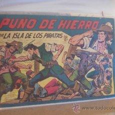 Tebeos: MAGA PUÑO DE HIERRO Nº 4-13-16-20-22 Y 25. Lote 37880193