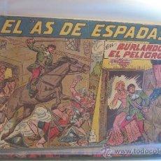 Tebeos: MAGA EL AS DE ESPADAS EN LOTE, VER Nº. Lote 35095027