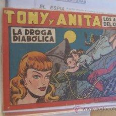 Tebeos: MAGA TONY Y ANITA LOTE VER DETALLES. Lote 35099384