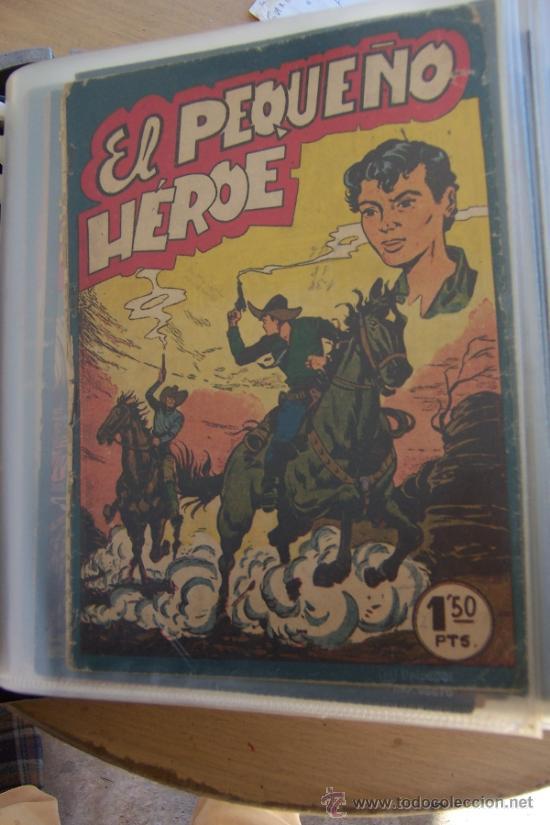 MAGA PEQUEÑO HÉROE Y SUS SERIES DON Z- HOMBRES HEROICOS (Tebeos y Comics - Maga - Pequeño Héroe)
