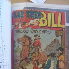 Tebeos: MAGA LOS TRES BILL Y SUS SERIES HACHA Y ESPADA-AQUILES-IMBATIDOS ETC.. Lote 35237705