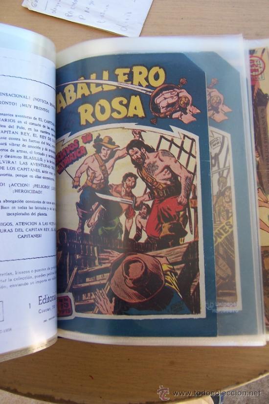 MAGA CABALLERO DE LA ROSA Y SUS SERIES, -PIEL DE LOBO - EL RANCHERO (Tebeos y Comics - Maga - Otros)