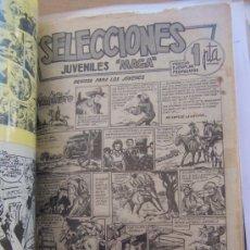 Tebeos: MAGA SELECCIONES JUVENILES MAGA, Y SUS 8 SERIES-. Lote 35393341