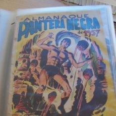 Tebeos: MAGA PANTERA NEGRA -Nº 1 REVISTA- Nº 125 DE PEQUEÑO PANTERA NEGRA. Lote 35567506