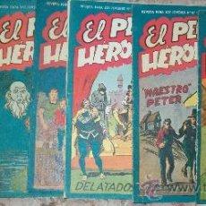 Tebeos: EL PEQUEÑO HEROE (MAGA) (LOTE DE 16 NUMEROS). Lote 35350335