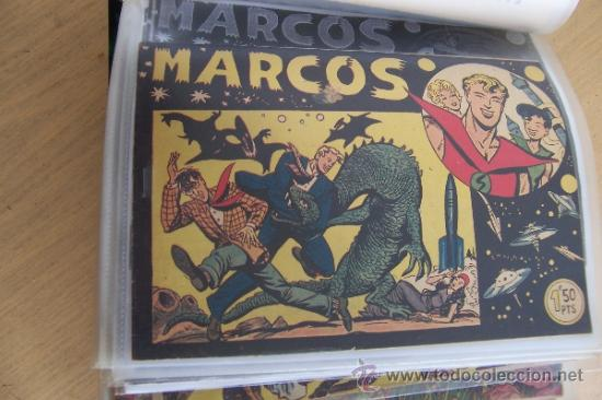 MAGA MARCOS Y SUS SERIES - BENGALA 1ª -Y- 2ª (Tebeos y Comics - Maga - Otros)