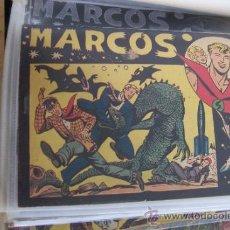 Tebeos: MAGA MARCOS Y SUS SERIES - BENGALA 1ª -Y- 2ª. Lote 35365581