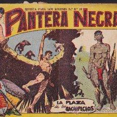 Tebeos: COMIC PANTERA NEGRA Nº 4. Lote 35429908