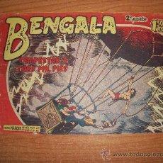 Tebeos: BENGALA 2ª Nº 28 EDITORIAL MAGA 1959 ORIGINAL . Lote 35504597