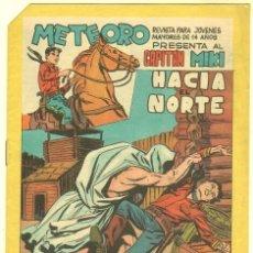 Tebeos: METEORO CAPITAN MIKI Nº 68 ORIGINAL BRUGUERA 1964. Lote 35591716