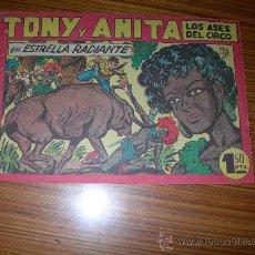 Giornalini: TONY Y ANITA Nº 144 DE MAGA . Lote 35700012