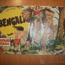 Tebeos: BENGALA 2ª Nº 30 EDITORIAL MAGA 1959 ORIGINAL . Lote 35821894