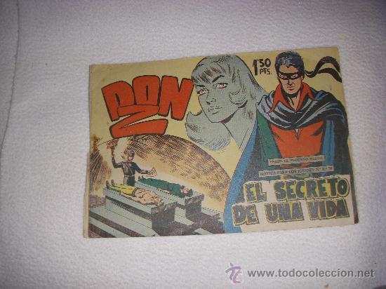 DON Z Nº 11, EDITORIAL MAGA (Tebeos y Comics - Maga - Don Z)