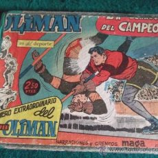 Tebeos: OLIMAN-AS DEL DEPORTE-EDICIONES MAGA-1961-. Lote 35775606