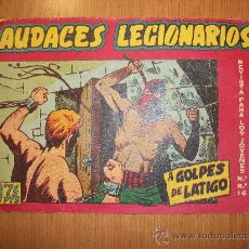Tebeos: AUDACES LEGIONARIOS Nº 15 ORIGINAL EDITORIAL MAGA 1962 . Lote 35834865