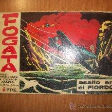 Tebeos: FOGATA Nº 5 ED. MAGA 1964 . Lote 35834893
