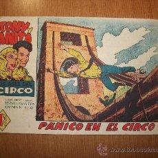 Tebeos: TONY Y ANITA Nº 26 2 ª EPOCA EDITORIAL MAGA 1960 ORIGINAL . Lote 35834921