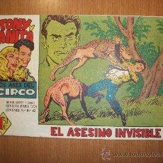 Giornalini: TONY Y ANITA Nº 27 2 ª EPOCA EDITORIAL MAGA 1960 ORIGINAL . Lote 35834929