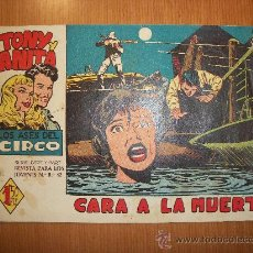 Tebeos - TONY Y ANITA Nº 3 2 ª EPOCA EDITORIAL MAGA 1960 ORIGINAL - 35834939