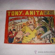 Tebeos: TONI Y ANITA Nº 81, DE 1,25 PTAS, EDITORIAL MAGA. Lote 35857624