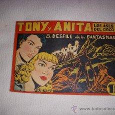 Tebeos: TONI Y ANITA Nº 94, DE 1,25 PTAS, EDITORIAL MAGA. Lote 35857642