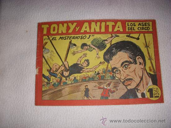 TONI Y ANITA Nº 148, DE 1,50 PTAS, EDITORIAL MAGA (Tebeos y Comics - Maga - Tony y Anita)