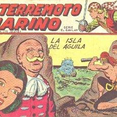 Tebeos: TERREMOTO MARINO Nº 29. Lote 35883675