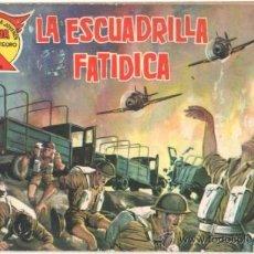 Tebeos: ESPÍA SERIE METEORO EDI. MAGA 1962 - 55 TEBEOS ORIGINALES BÉLICOS, VER PORTADAS. Lote 35887049