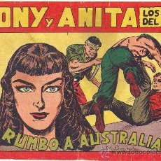 Giornalini: TONY Y ANITA Nº 39. Lote 35900873