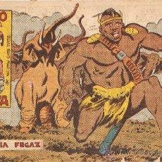 Giornalini: EL RAYO DE LA SELVA, AÑO 1.960. Nº 45. ORIGINAL EDITORIAL MAGA.. Lote 36182412