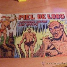 Tebeos: PIEL DE LOBO Nº 17 ( ORIGINAL ED. MAGA) (MAG2). Lote 36342009