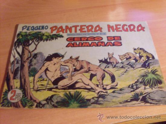 PEQUEÑO PANTERA NEGRA Nº 236 ( ORIGINAL ED. MAGA) (MAG2) (Tebeos y Comics - Maga - Pantera Negra)
