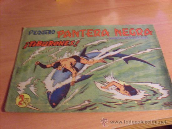 PEQUEÑO PANTERA NEGRA Nº 208 ( ORIGINAL ED. MAGA) (MAG2) (Tebeos y Comics - Maga - Pantera Negra)