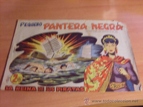 PEQUEÑO PANTERA NEGRA Nº 205 ( ORIGINAL ED. MAGA) (MAG2) (Tebeos y Comics - Maga - Pantera Negra)
