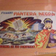 Tebeos: PEQUEÑO PANTERA NEGRA Nº 205 ( ORIGINAL ED. MAGA) (MAG2). Lote 36359630