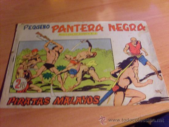 PEQUEÑO PANTERA NEGRA Nº 204 ( ORIGINAL ED. MAGA) (MAG2) (Tebeos y Comics - Maga - Pantera Negra)