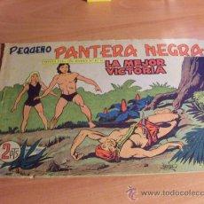 Tebeos: PEQUEÑO PANTERA NEGRA Nº 203 ( ORIGINAL ED. MAGA) (MAG2). Lote 36359681