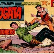 Tebeos: JOHNNY FOGATA (MAGA) Nº 11. Lote 36315437