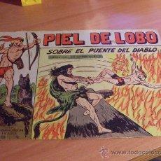 Tebeos: PIEL DE LOBO Nº 64 ( ORIGINAL ED. MAGA) (MAG2). Lote 36325484