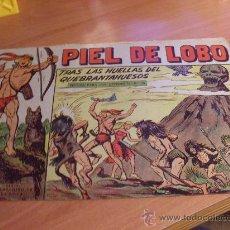 Tebeos: PIEL DE LOBO Nº 63 ( ORIGINAL ED. MAGA) (MAG2). Lote 36325556
