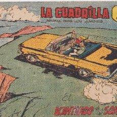 Tebeos: LA CUADRILLA,EL ACANTILADO DE LAS SOMBRAS . Lote 36335910