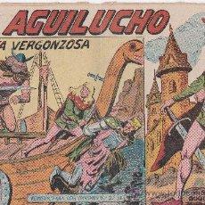 Tebeos: LOTE DE 9NºS DE EL AGUILUCHO. Lote 36364007