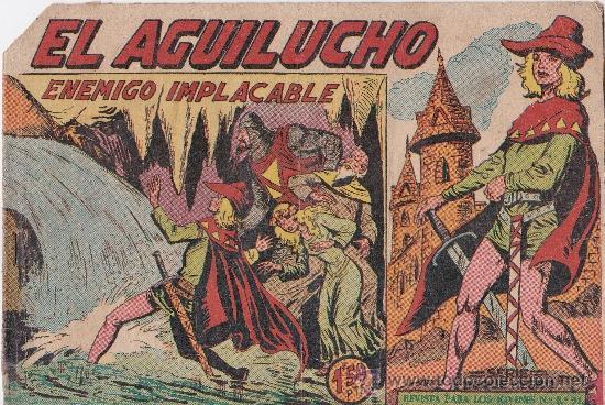 Tebeos: lote de 9nºs de El Aguilucho - Foto 2 - 36364007