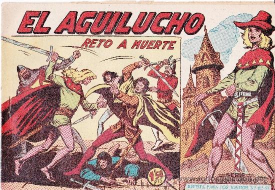 Tebeos: lote de 9nºs de El Aguilucho - Foto 3 - 36364007