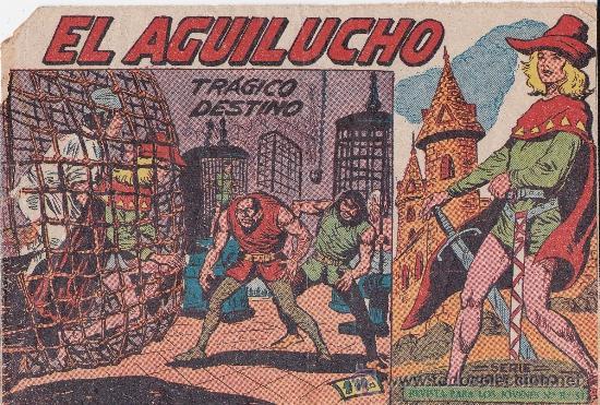 Tebeos: lote de 9nºs de El Aguilucho - Foto 6 - 36364007