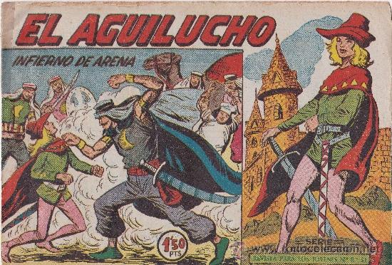 Tebeos: lote de 9nºs de El Aguilucho - Foto 7 - 36364007