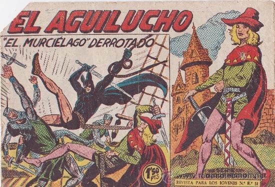 Tebeos: lote de 9nºs de El Aguilucho - Foto 8 - 36364007