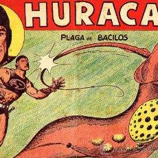 Tebeos: HURACAN JOSE ORTIZ COMPLETA MAGA 1960 20 NºS CAJA 185 BIBLIOTECA ENCUADERNADA. Lote 36628779